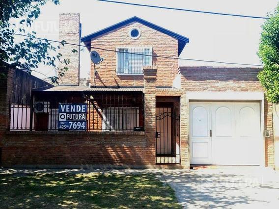 Casa En Venta - 3 Dormitorios - Barrio Urquiza - Rosario