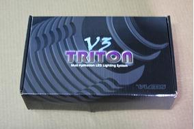 V3 Triton Led 5k White Amber Switchback Leds Philips Rebel