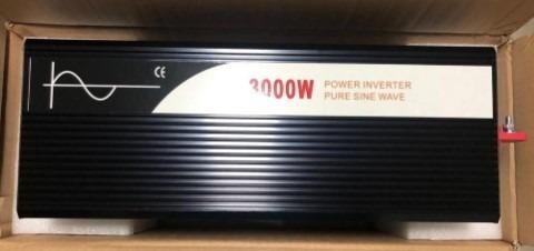 Swipower Inversor De Onda Pura 3000/6000w Novo Dc 24v 220 V