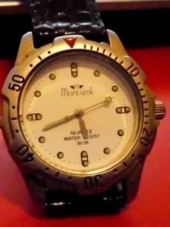 Reloj Montreal De Caballero
