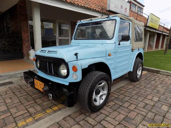 Suzuki Lj Lj-80 1.0cc Mt 4x4