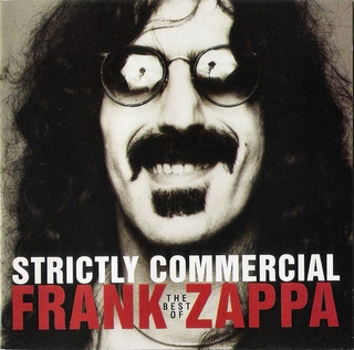 Frank Zappa Strictly Commercial Cd Importado Como Nuevo