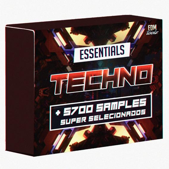 Techno Essentials 2019 - Sample Pack