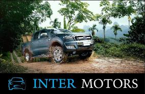 Ford Ranger Xlt 4x4 M/t U$s 37.700 + Iva D/c Inter Motors