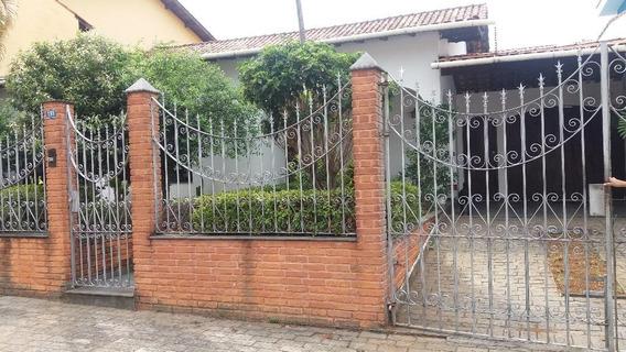 Casa Residencial Para Locação, Jardim Bom Clima, Guarulhos - Ca0105. - Ca0105