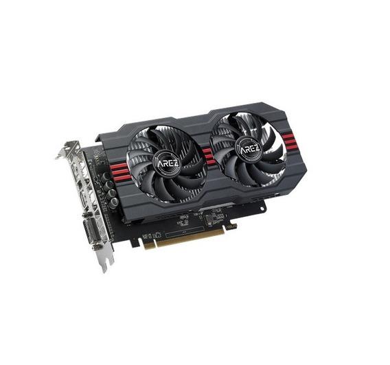 Asus Radeon R7 560 Arez Oc 4gb Ddr5 Pci-e 2cooler 4k Hdmi Dp
