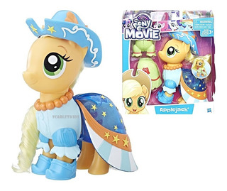 My Little Pony Applejack Moda The Movie Hasbro Original