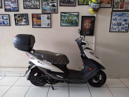 Haojue Lindy 125 Cbs 0km 2021 - Moto & Cia