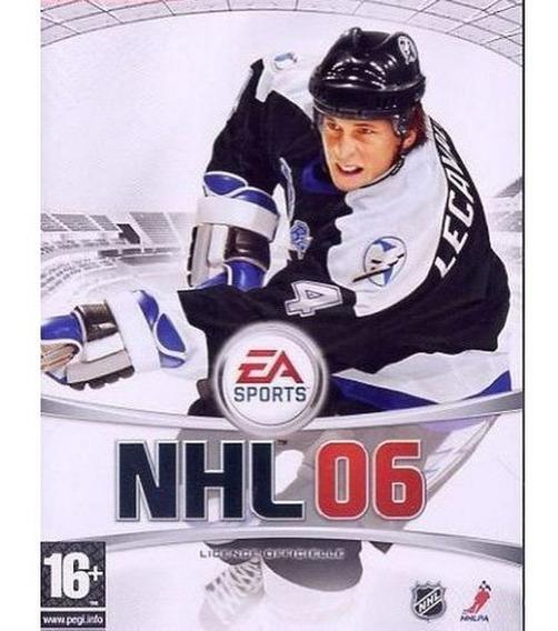 Game Pc Nhl 06 Edição De Luxe Cd Rom
