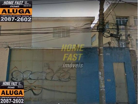 Galpão Comercial Para Locação, Vila Galvão, Guarulhos. - Ga0169