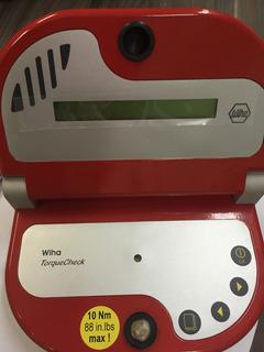 Calibrador Medidor Torquecheck Wiha