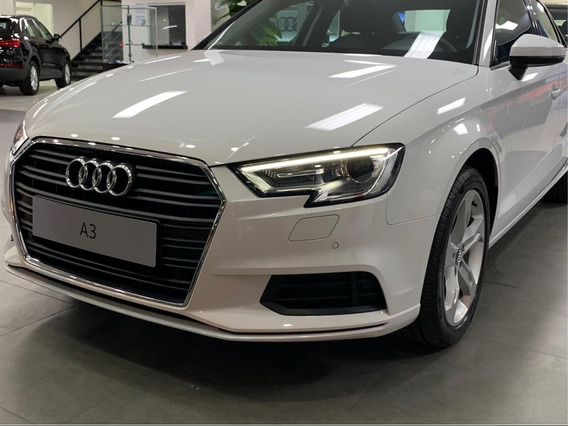 Audi A3 1.4 Tfsi Flex Sedan Prestige Plus Tiptronic