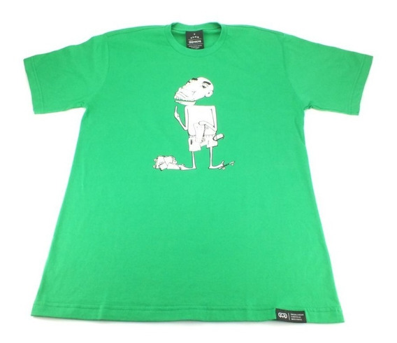 Camiseta Hocks Básica M/c Zé Verde H16079