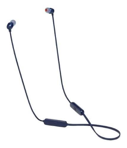 Audífonos In-ear inalámbricos JBL Tune 115BT azul