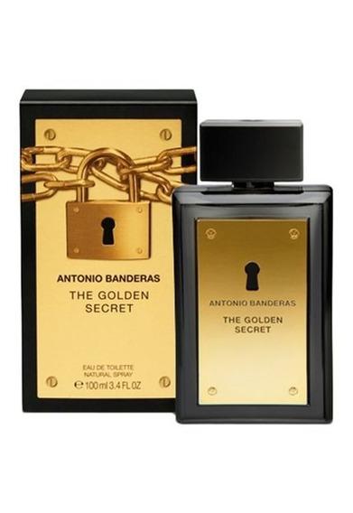 The Golden Secret 200 Ml Antonio Banderas Edt 6.75 Fl.oz.