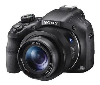 Cámara Digital Sony Hdr Hx400v Zoom Óptico De 50x Wifi