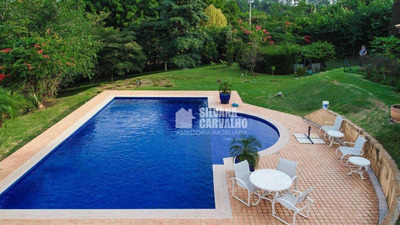 Casa Para Locação No Condomínio Terras São José Em Itu. - Ca7252