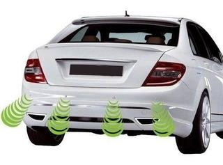 Sensor De Estacionamento Ré Visor Slim Chevrolet Captiva