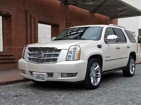 Cadillac Escalade 6.2 Paq P Plinum 4x4 At