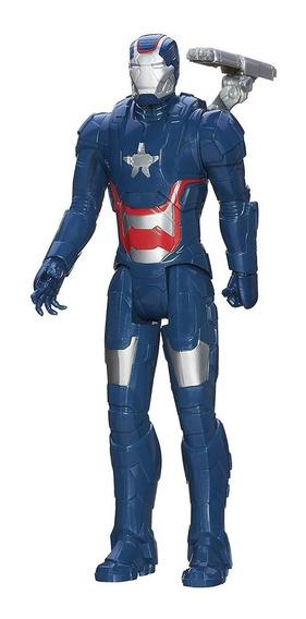 Iron Man Figura De Acción 30 Cm Articulado Original Hasbro