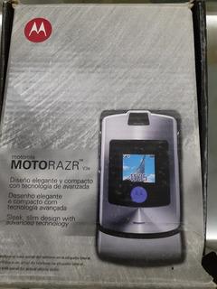 Celular Motorola Razr V3e Gsm (relíquia)