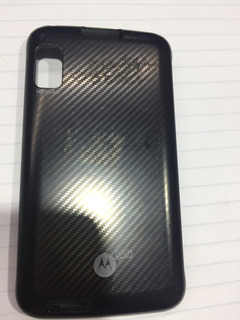 Motorola Mb860 Original Atrix Tampa Traseira Original