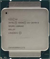 Processador Xeon Dl360 G9 E5-2640 V3 20m 2.60ghz Lga2011