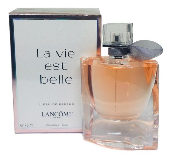La Vie Est Belle Edp 75 Ml Lacrado 100% Original + Amostra