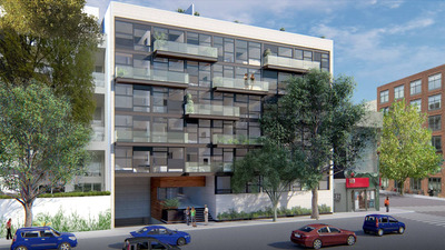 Desarrollo Aua 728 City Apartments
