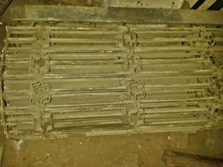 Puerta Arrollable Santa Maria Tipo Reja