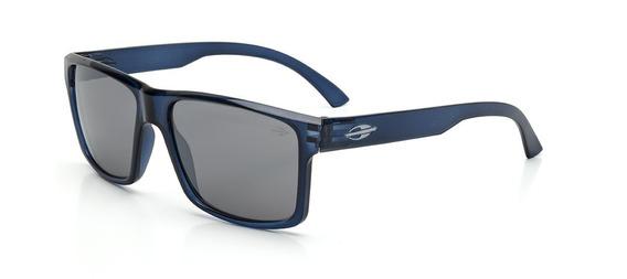 Oculos Sol Mormaii Lagos M0074k0309 Azul Translu Cinza Flash