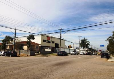 Barracão Des. Westphalen 3781, Para Alugar, 381 M² Por R$ 4.000/mês - Rebouças - Curitiba/pr - Ba0007