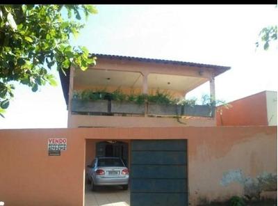 Casa Em Vila Jardim Vitória, Goiânia/go De 180m² 3 Quartos À Venda Por R$ 380.000,00 - Ca238875