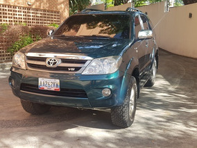 Fortuner Sr5 4x4 Impecable