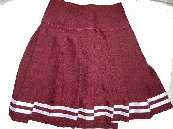 Polleras Tableadas Plisadas Tennis Skirt Tablitas Vs Colores
