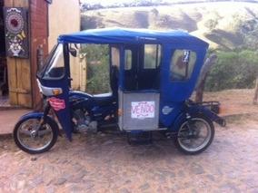 Triciclo Para Passageiro Motocar 150 Unico Dono.