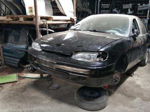 Repuestos Hyundai Accent 1996