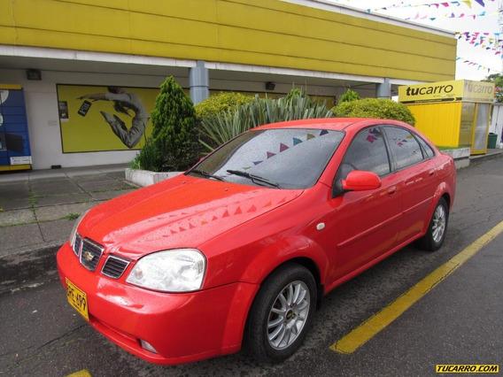 Chevrolet Optra 1.4 Mecánico Sedán Aa
