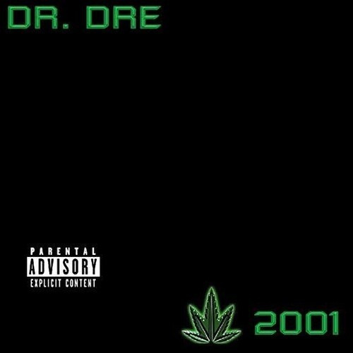 Dr Dre 2001 Vinilo Lp Us Import