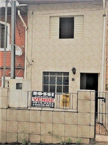 Sobrado Com 2 Dormitórios À Venda, 70 M² Por R$ 270.000,00 - Mooca (zona Leste) - São Paulo/sp - So0517