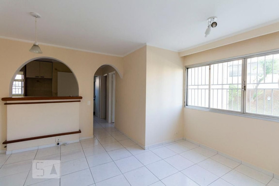 Apartamento No 1º Andar Com 2 Dormitórios E 1 Garagem - Id: 892946919 - 246919