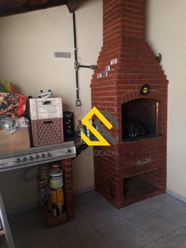 Imagem 1 de 15 de Casa Com 2 Dormitórios À Venda, 67 M² Por R$ 300.000,00 - Jardim Marco Antônio - Sorocaba/sp - Ca1451