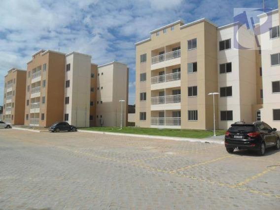 Apartamento Com 2 Dormitórios No Iriê Ll À Venda Por R$130.000 - Itambé - Caucaia/ce - Ap1365