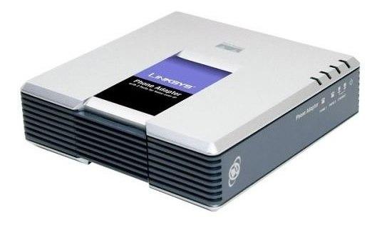 Ata Voip Spa3102 Adaptador Voip 1p Fxs / 1p Fxo Linksys