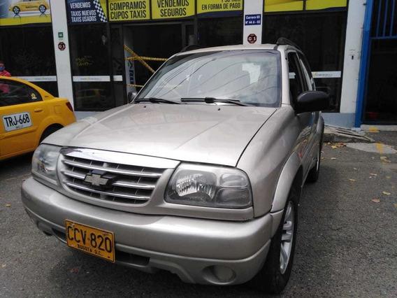 Chevrolet Grand Vitara Cabinado 2007