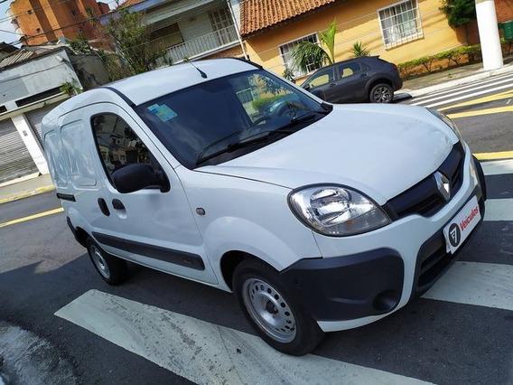 Renault Kangoo 1.6 Express 16v 4p 2017 - F7 Veículos