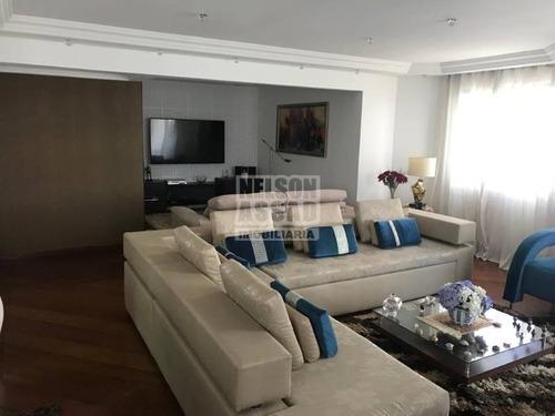 Imagem 1 de 23 de Apartamento Em Condomínio Padrão Para Venda No Bairro Vila Gomes Cardim, 3 Dorm, 3 Suíte, 3 Vagas, 197 M - 2114