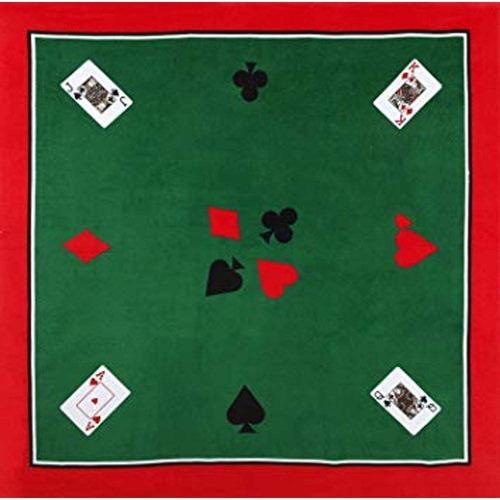 Toalha Mesa Quadrada Joker Poker Truco Cartas Baralho Dohler