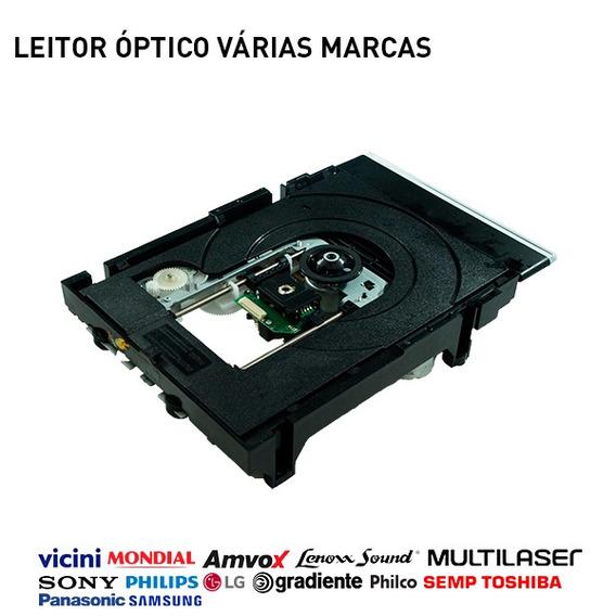 Leitor Óptico Completo Home Hbdtz140 - Sony