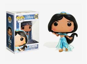 Funko Pop - Jasmine - Aladdin - Aladino - Disney Oficial